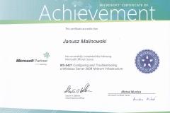 certyfikat ms6421