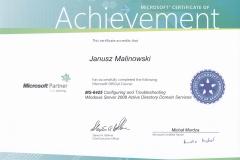 certyfikat ms6425